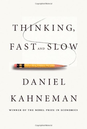 Thinking, Fast and Slow   2011 edition cover
