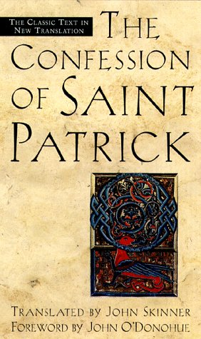 Confession of Saint Patrick  N/A edition cover