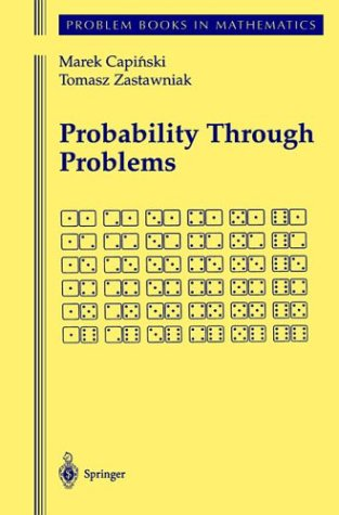 Probability Through Problems   2001 edition cover