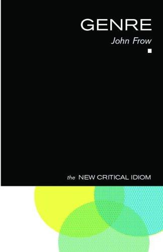 Genre   2005 edition cover