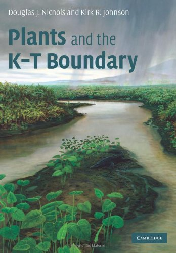 Plants and the K-T Boundary   2011 9780521305631 Front Cover
