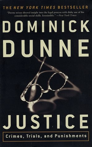 Justice Crimes, Trials, and Punishments  2001 edition cover
