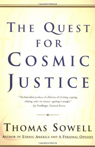 Quest for Cosmic Justice   1999 edition cover