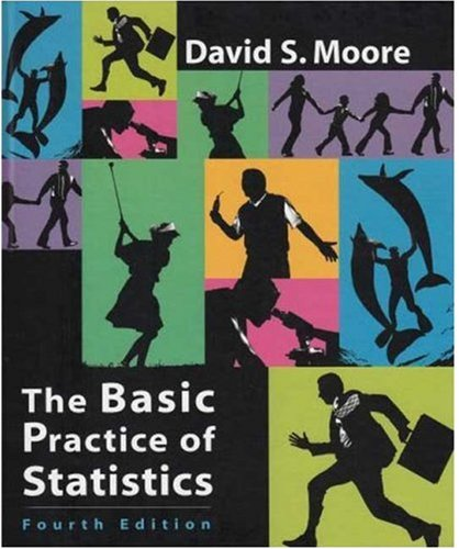 Basic Practice of Statistics  4th 2007 (Student Manual, Study Guide, etc.) edition cover