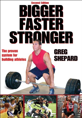 Bigger Faster Stronger  2nd 2009 (Revised) edition cover