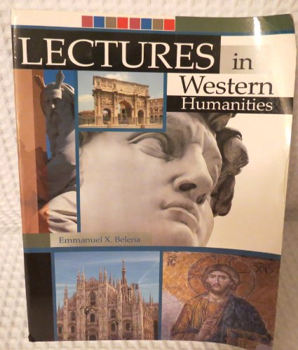 Lectures in Western Humanities  Revised  edition cover