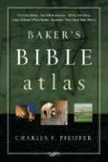 Baker's Bible Atlas   2003 (Revised) edition cover