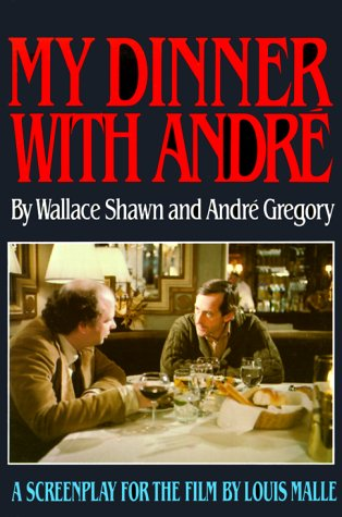 My Dinner with Andre   1981 edition cover