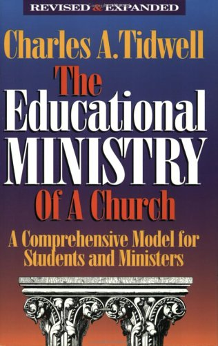 Educational Ministry of a Church   1996 (Revised) edition cover
