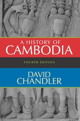 History of Cambodia  4th 2007 edition cover