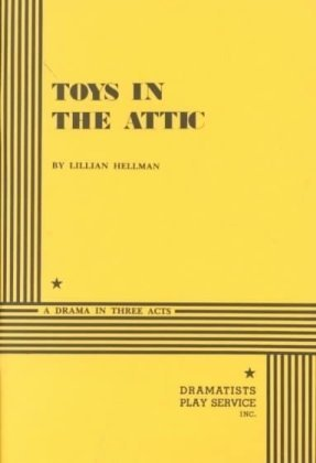 Toys in the Attic  N/A edition cover