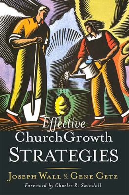 Effective Church Growth Strategies  2000 edition cover