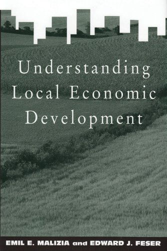 Understanding Local Economic Development   1999 edition cover