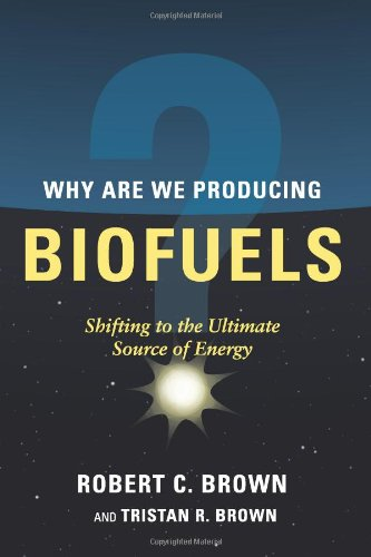 Why are We Producing Biofuels? Shifting to the Ultimate Source of Energy N/A edition cover