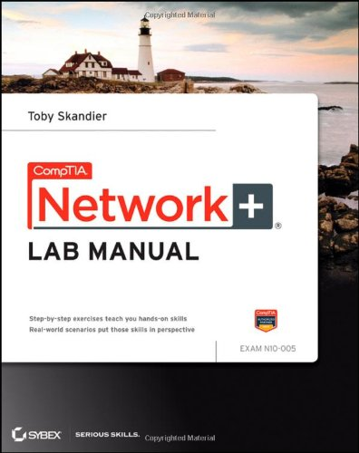 CompTIA Network+  3rd 2012 edition cover