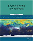 Energy and the Environment:   2016 9781118854631 Front Cover