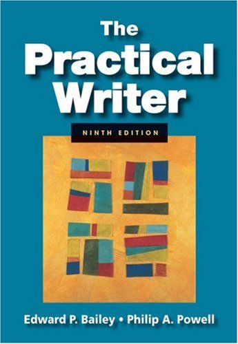 Practical Writer  9th 2008 (Revised) edition cover