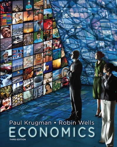 Economics  3rd 2012 (Revised) edition cover