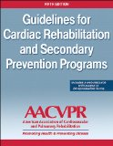 Guidelines for Cardia Rehabilitation and Secondary Prevention Programs  5th 2013 edition cover