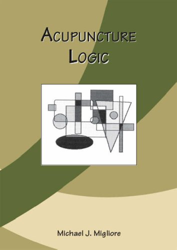 Acupuncture Logic   2003 9781553956631 Front Cover