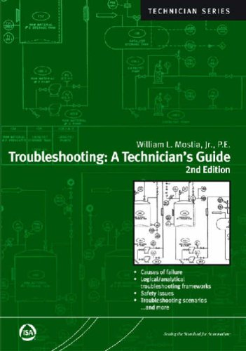 Troubleshooting A Technician's Guide 2nd 2006 (Revised) edition cover