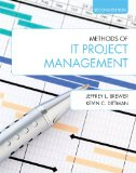 Methods of IT Project Management (Second Edition)   2013 edition cover