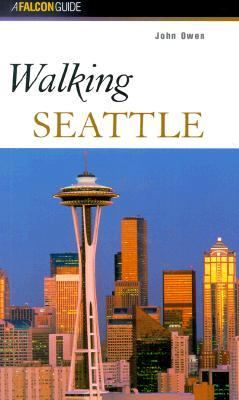 Walking Seattle   2000 9781560448631 Front Cover
