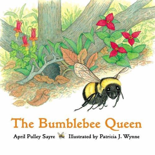 Bumblebee Queen   2005 9781570913631 Front Cover