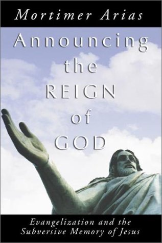 Announcing the Reign of God  N/A edition cover