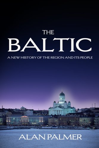 Baltic A New History of the Region and Its People  2006 edition cover