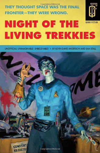 Night of the Living Trekkies   2010 edition cover