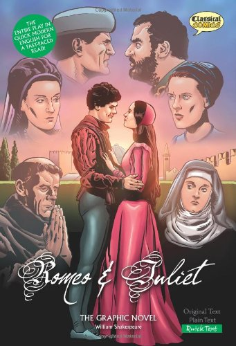 Romeo and Juliet   2009 edition cover