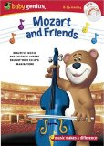 Baby Genius Mozart & Friends w/bonus Music CD System.Collections.Generic.List`1[System.String] artwork