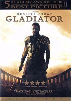 Gladiator (Single-Disc Widescreen Edition) System.Collections.Generic.List`1[System.String] artwork