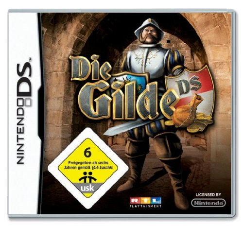 Die Gilde Nintendo DS artwork