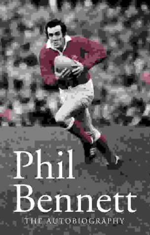 Phil Bennett The Autobiography  2003 edition cover