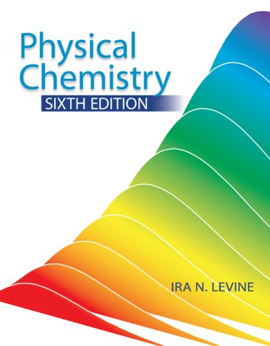 Physical Chemistry  6th 2009 edition cover