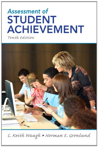 Assessment of Student Achievement  10th 2013 (Revised) edition cover