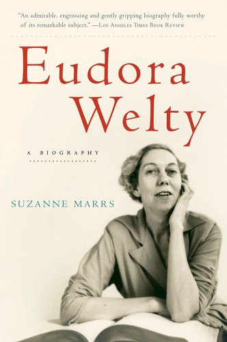 Eudora Welty A Biography  2006 edition cover