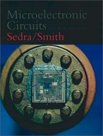 Microelectronic Circuits  4th 1997 (Revised) 9780195116632 Front Cover