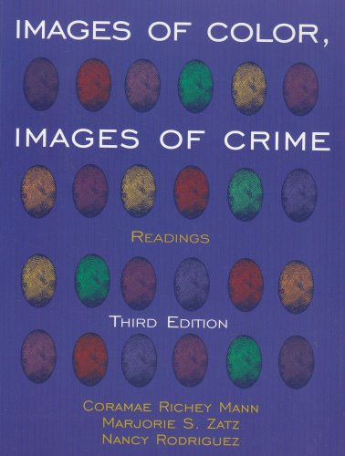 Images of Color, Images of Crime Readings 3rd 2006 edition cover