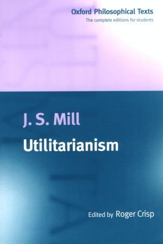 Utilitarianism   1998 edition cover