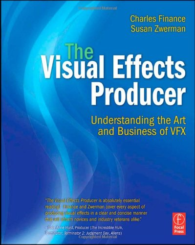Visual Effects Producer Understanding the Art and Business of VFX  2010 edition cover