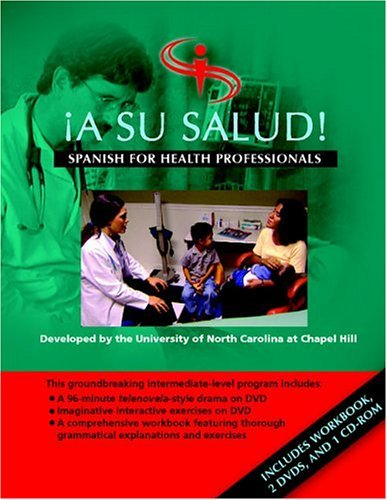 Su Salud! Spanish for Health Professionals  2004 edition cover