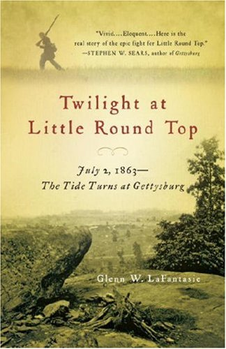 Twilight at Little Round Top July 2, 1863 - The Tide Turns at Gettysburg  2007 edition cover