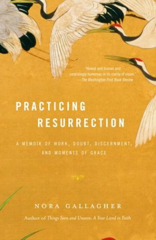 Practicing Resurrection A Memoir of Work, Doubt, Discernment, and Moments of Grace N/A edition cover