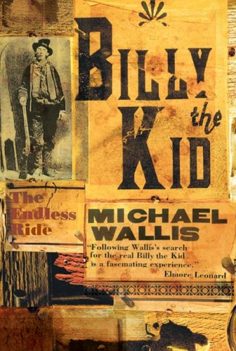 Billy the Kid The Endless Ride  2008 edition cover