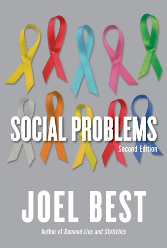 Social Problems  2nd 2013 9780393918632 Front Cover