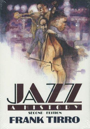 Norton Anthology of Jazz  2nd 1993 edition cover