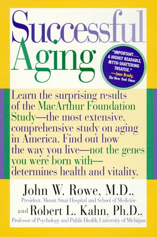 Successful Aging Large Type edition cover